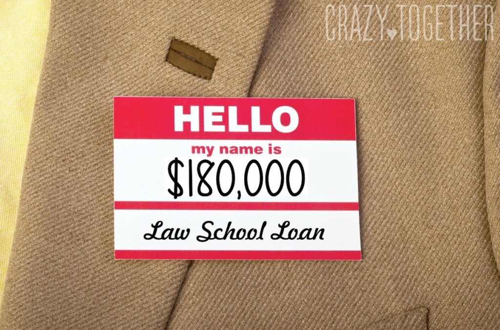 How we are paying off $180,000 in student loan debt