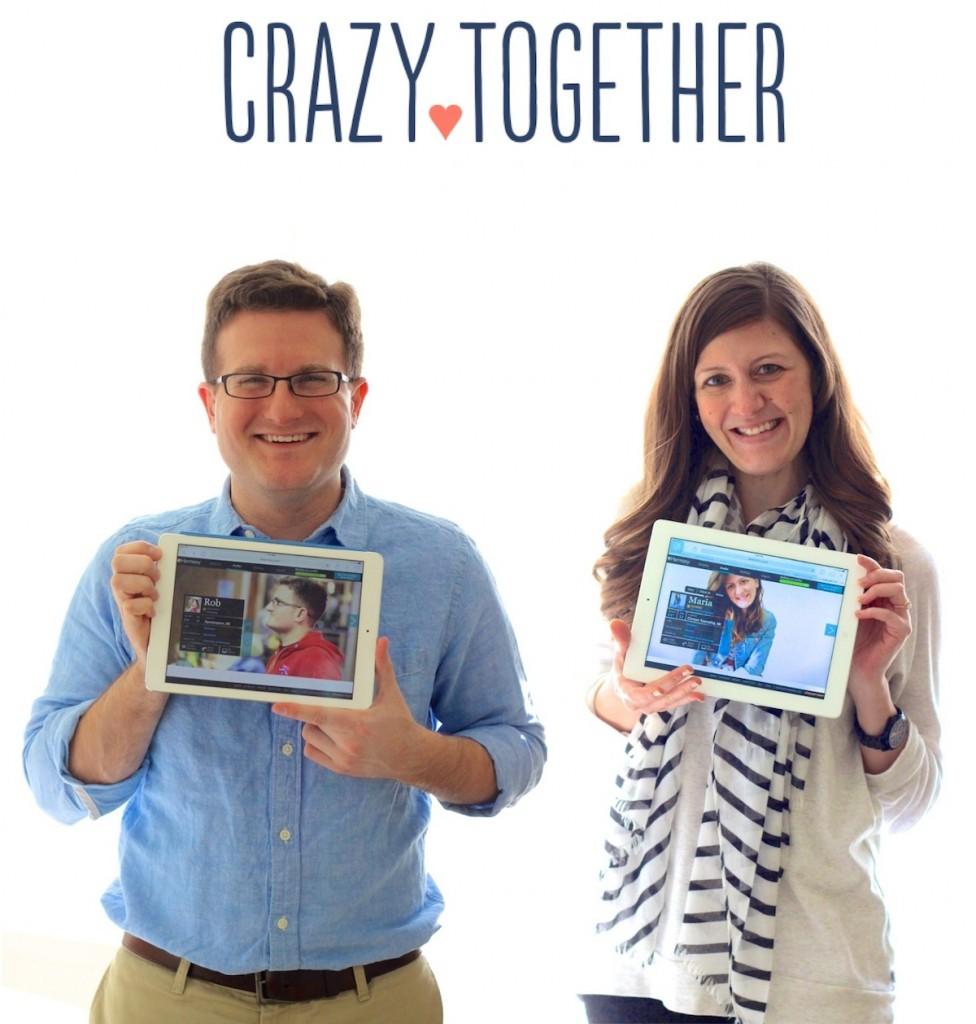 crazy together on eHarmony