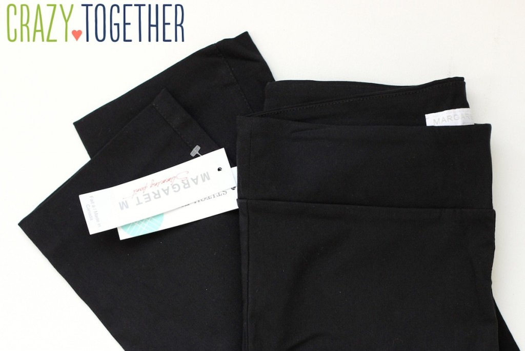 Emer High Waisted Tall Trouser pants from Margaret M - January 2015 Stitch Fix review #stitchfix
