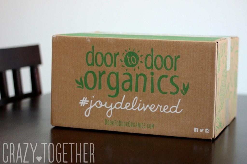 Door to Door Organics - organic food delivered right to your door
