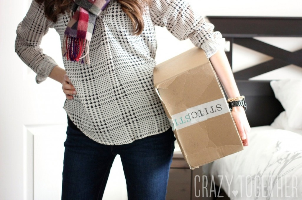 Stitch Fix February 2015 Review and Giveaway