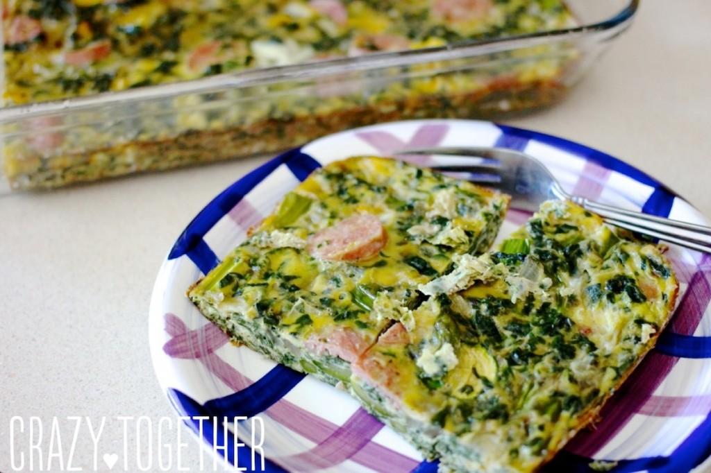 healthy whole 30 breakfast casserole