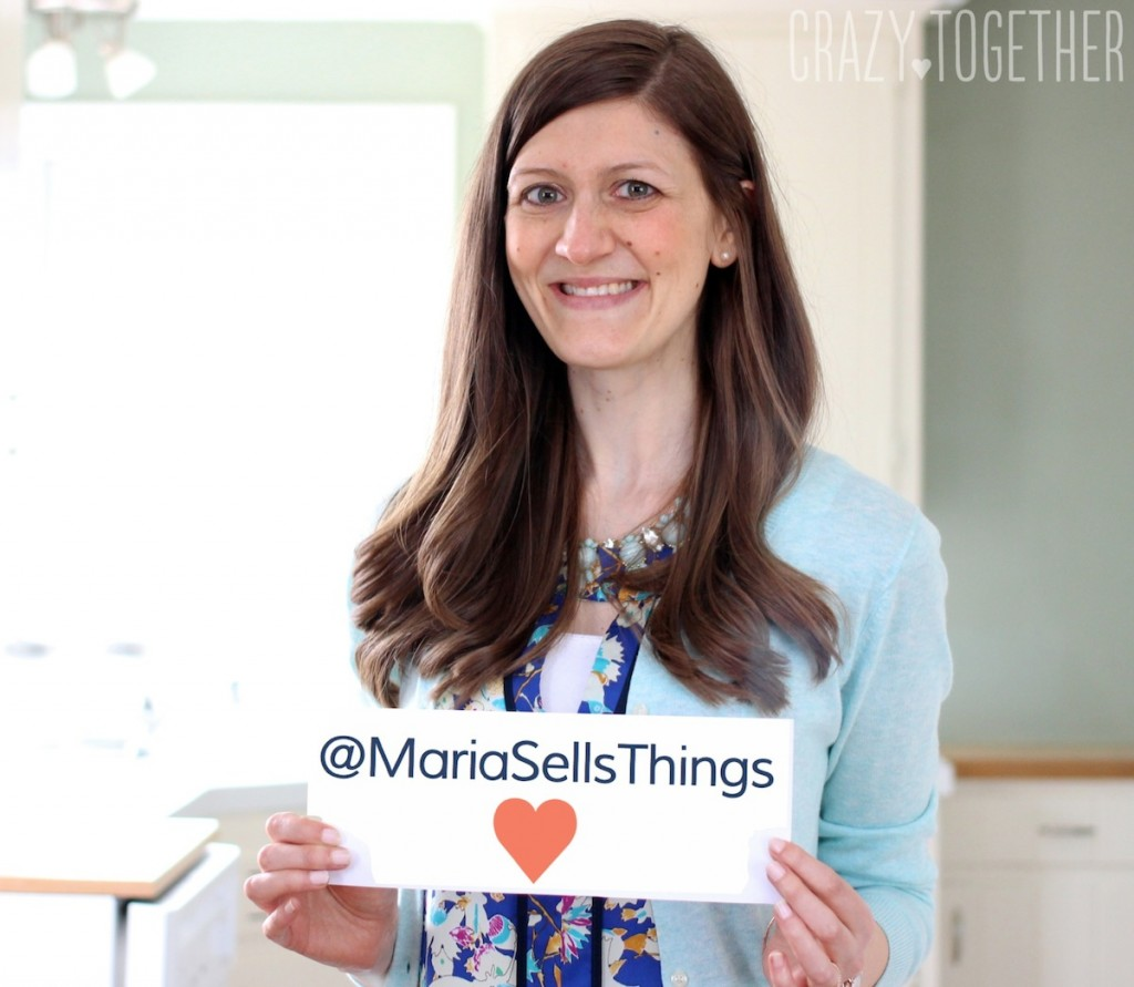 This blogger sells her beautiful clothes on Instagram. Make sure you follow @MariaSellsThings