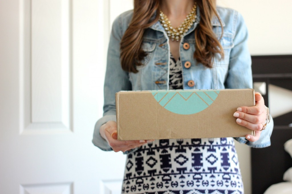 May 2015 Stitch Fix Review #stitchfix
