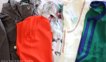 May Stitch Fix Review and Giveaway (#22)