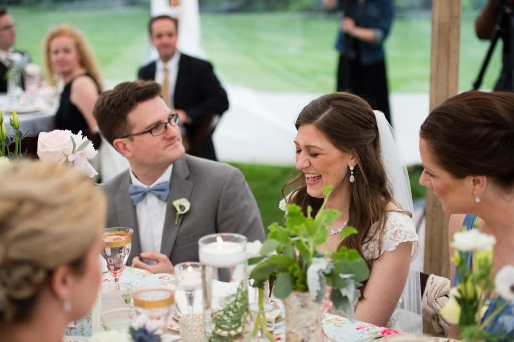 sailcloth wedding tent - vintage outdoor wedding ideas #vintagewedding #wedding