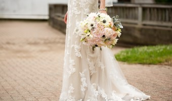 Wedding Wednesday: Was that a Vintage Wedding Dress?