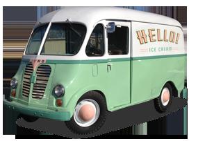 hello ice cream truck
