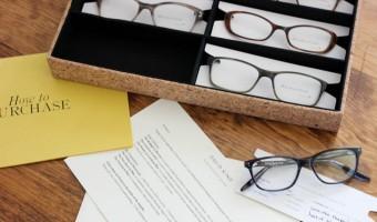 Eyeglasses Delivered: David Kind Review and Giveaway