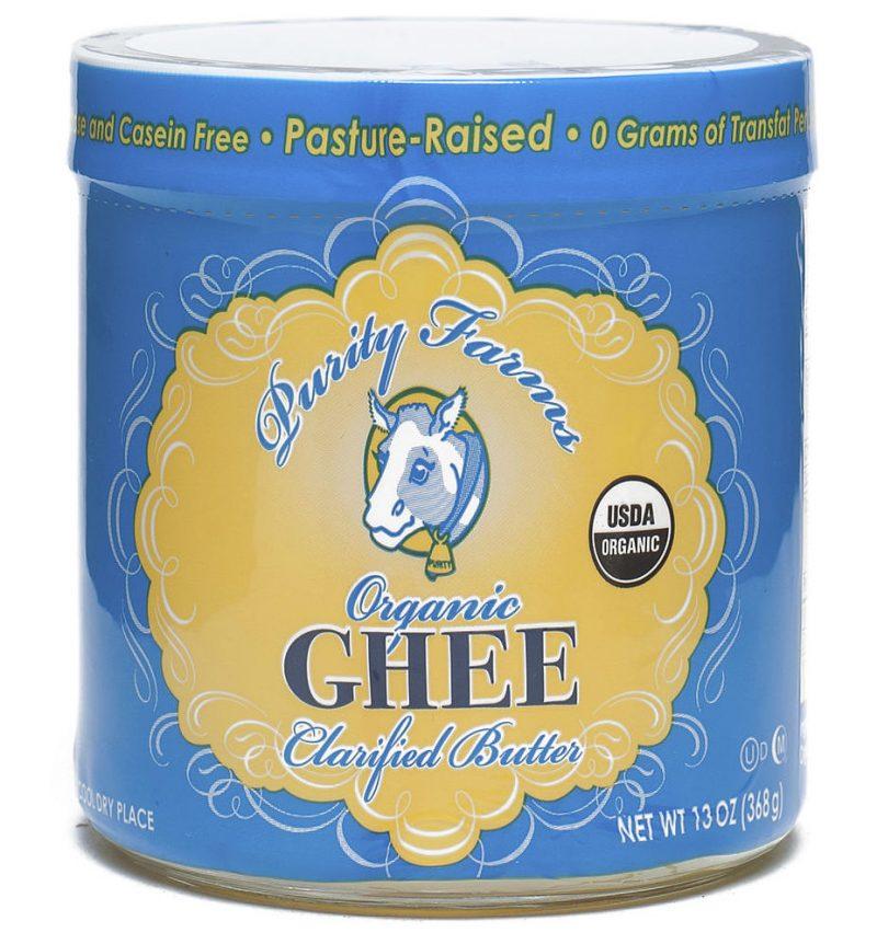Purity Farms Ghee Clarified Butter