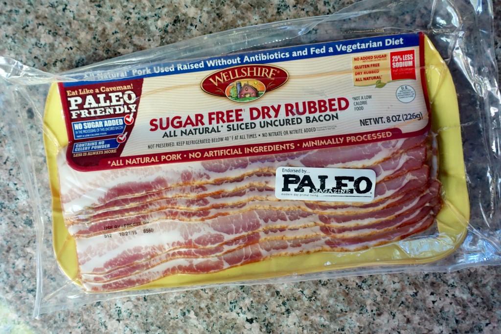 Wellshire Sugar Free Paleo Whole30 Bacon