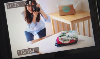Behind The Scenes of a Stitch Fix Blog Post