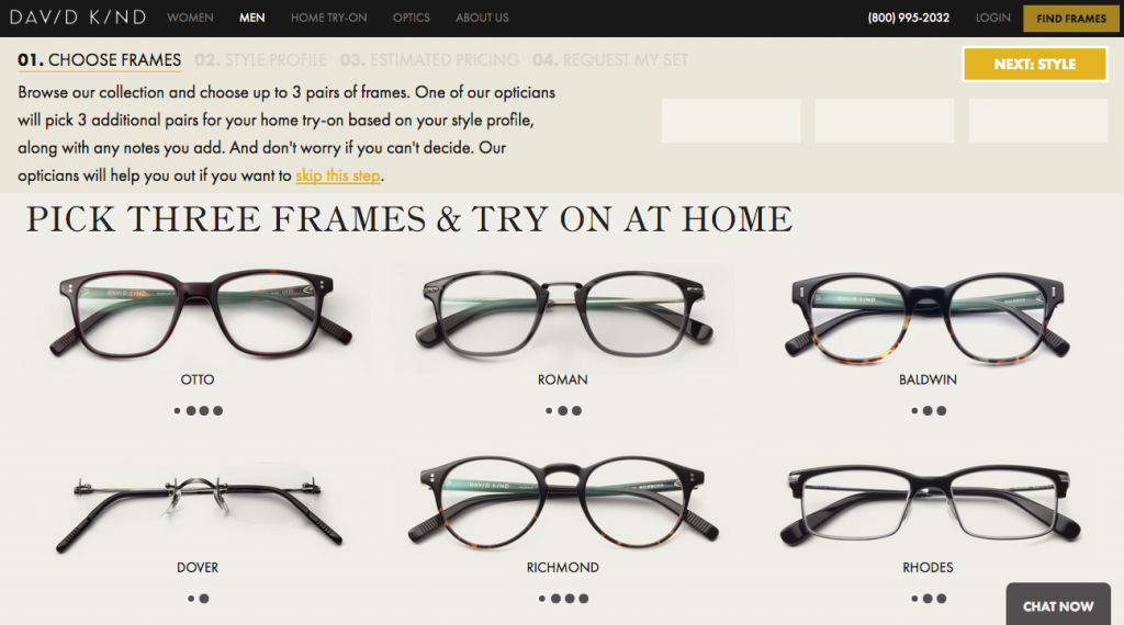Eyeglass Frames To Try On At Home : Eyeglasses Delivered: David Kind Review and Giveaway