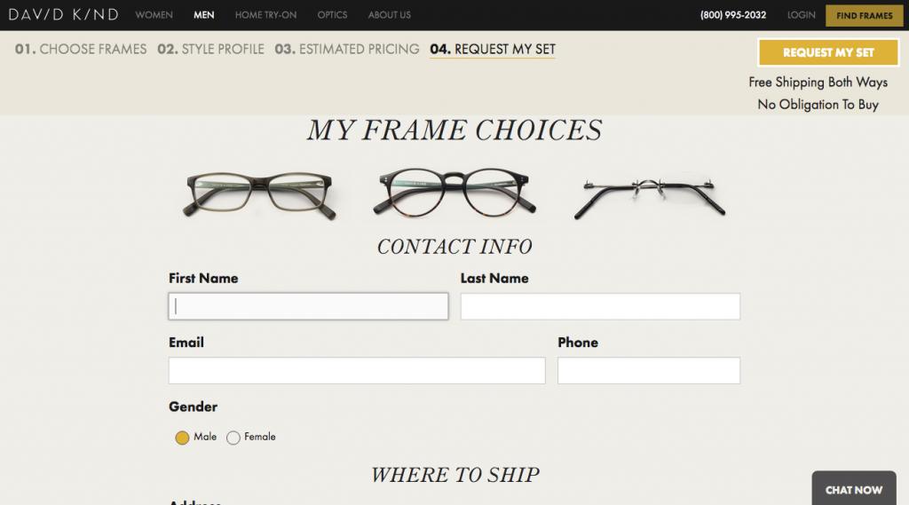 33fe27d2e5 Eyeglasses Delivered  David Kind Review and Giveaway