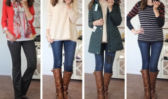 October Stitch Fix #28 – Review, Giveaway & Linkup