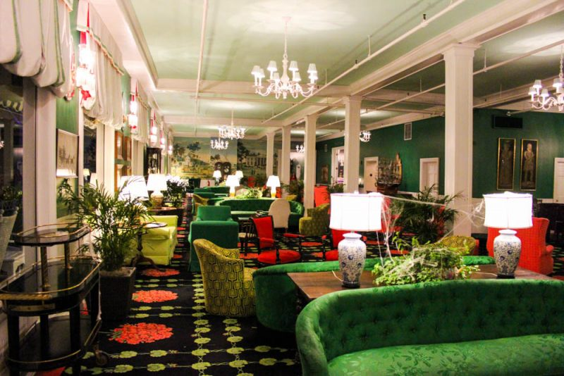 Grand Hotel Mackinac Island Parlor