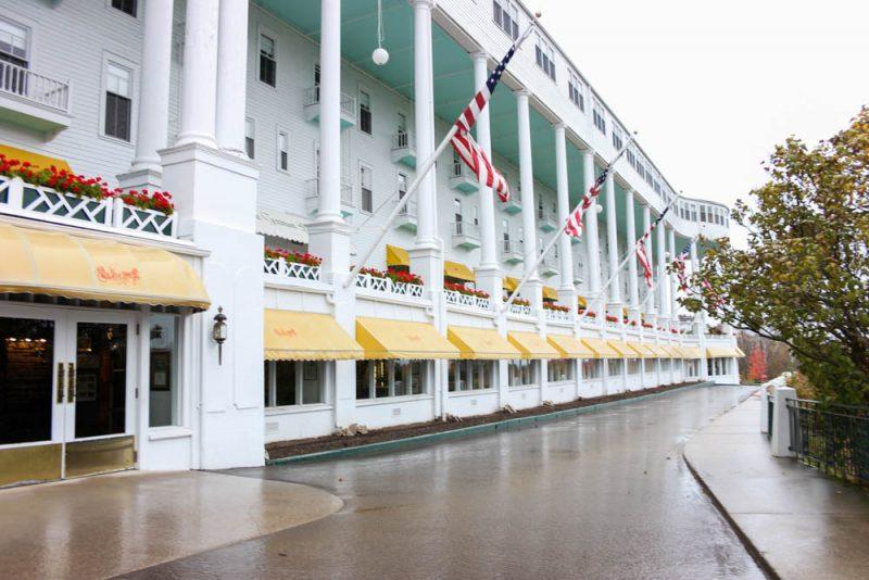 Grand Hotel Mackinac Island Cupola Jpg