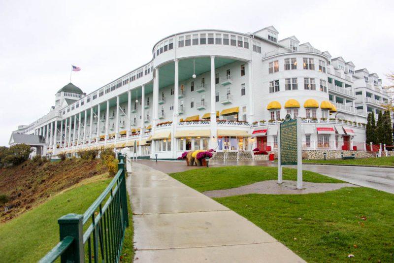 Grand Hotel Mackinac Island 95