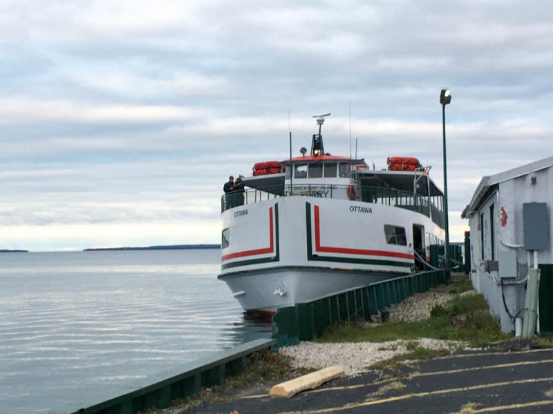Grand Hotel Mackinac Island Arnold Line Ferry