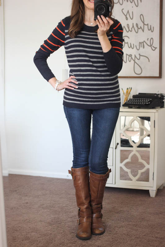 Maria Stitch Fix Selfie with good lighting