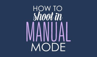 Crazy for Photography: How to Shoot in Manual Mode