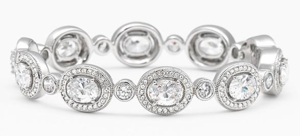 nadri oval bangle bracelet