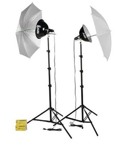 smith victor thrifty photoflood studio lighting kit