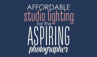 Affordable Studio Lighting for Aspiring Photographers