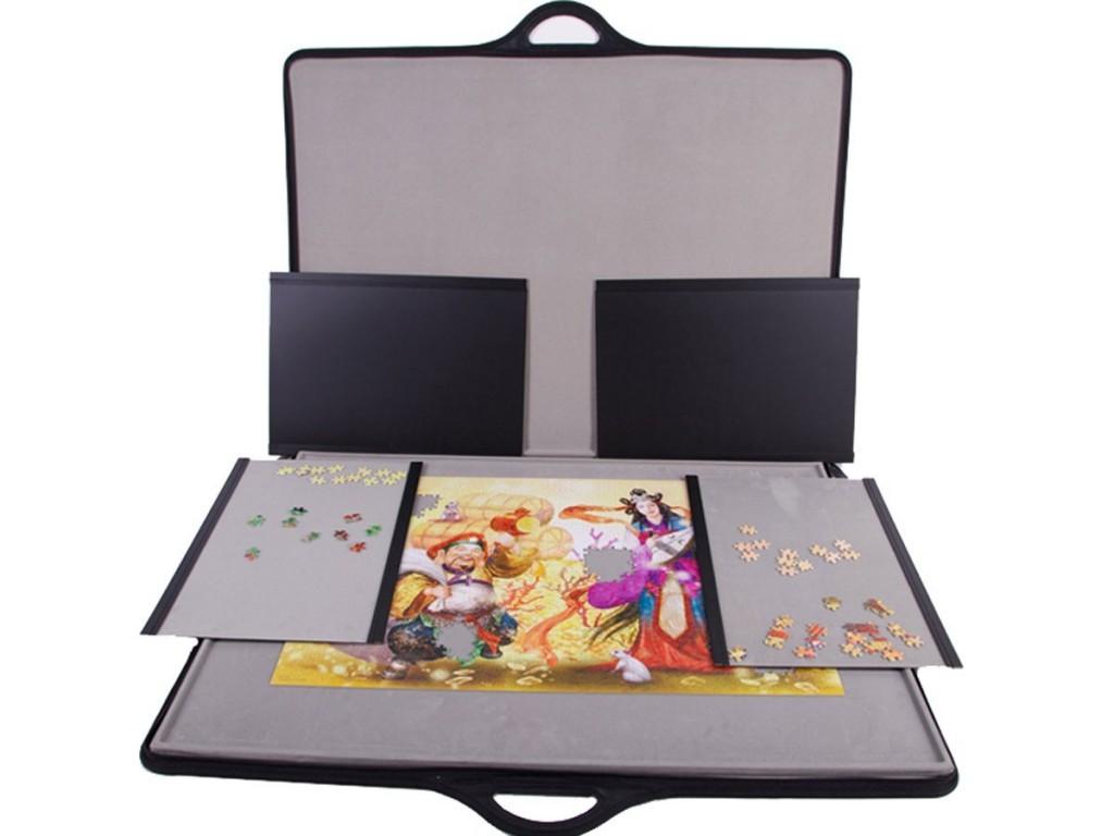 Jigsort puzzle case