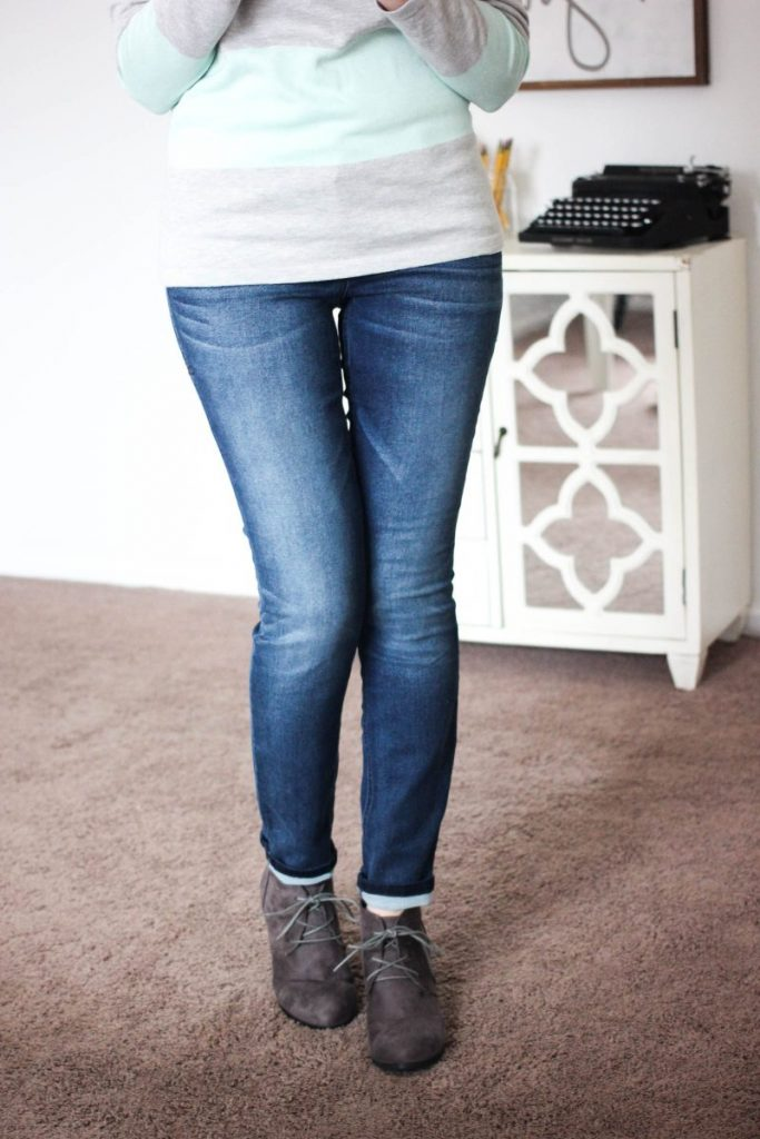 Briley Skinny Jean from Level 99 - February Stitch Fix