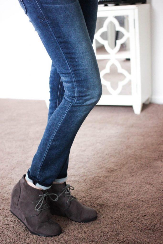 Briley Skinny Jean from Level 99 - February Stitch Fix
