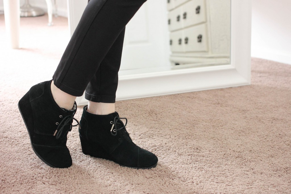 8fb39523de6 My Quest to Find the Perfect Casual Booties