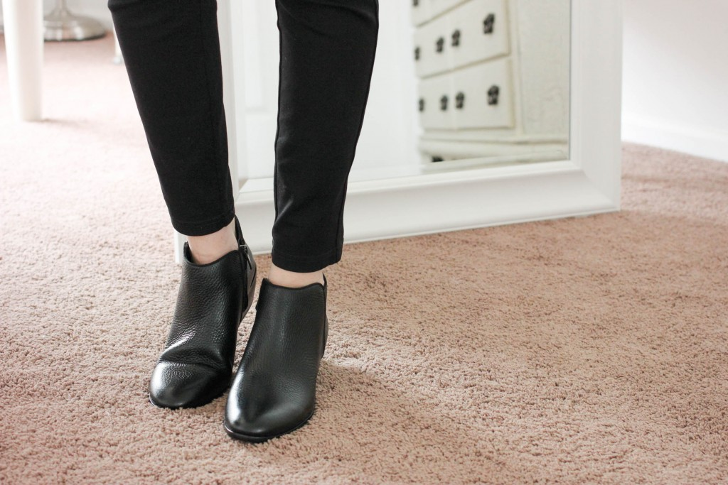 b2470120c164 My Quest to Find the Perfect Casual Booties