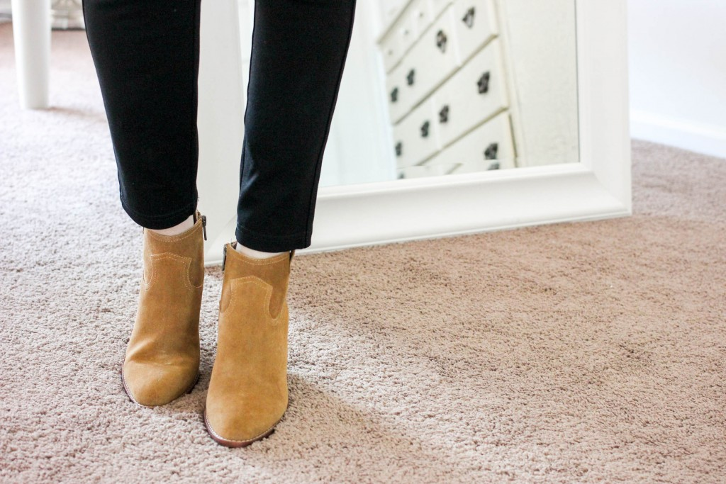 Ash Women's Ivana booties in camel