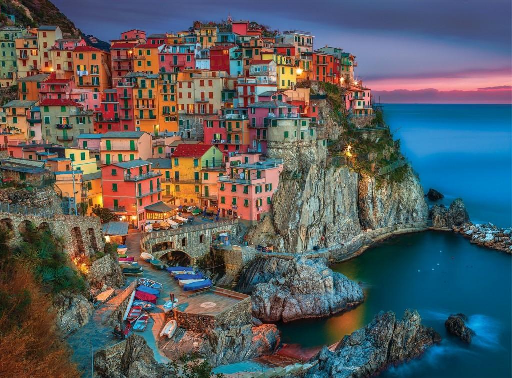 italian scene puzzle