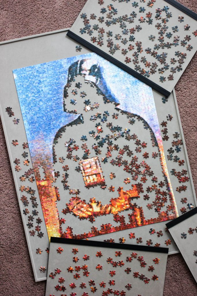Star Wars Jigsaw Puzzle