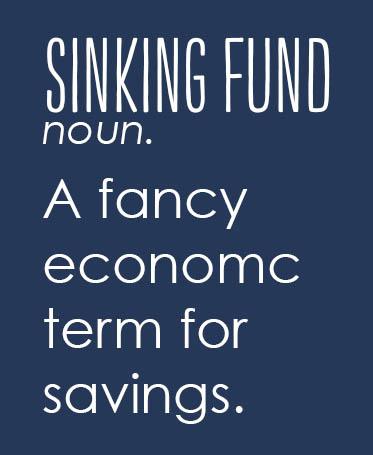 sinking fund definition