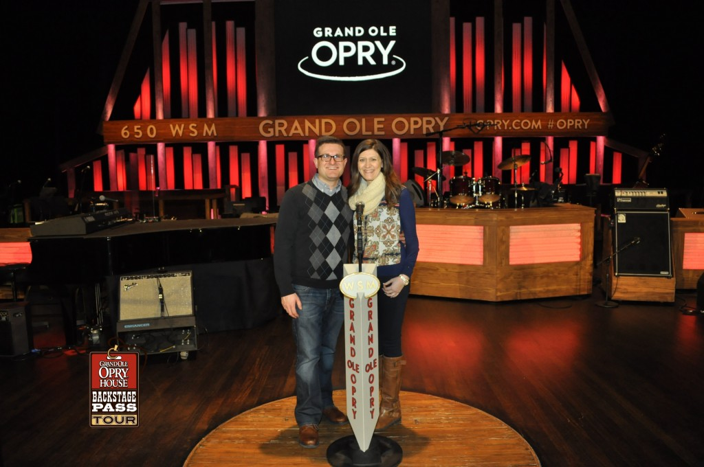 Grand Ole Opry Rob and Maria