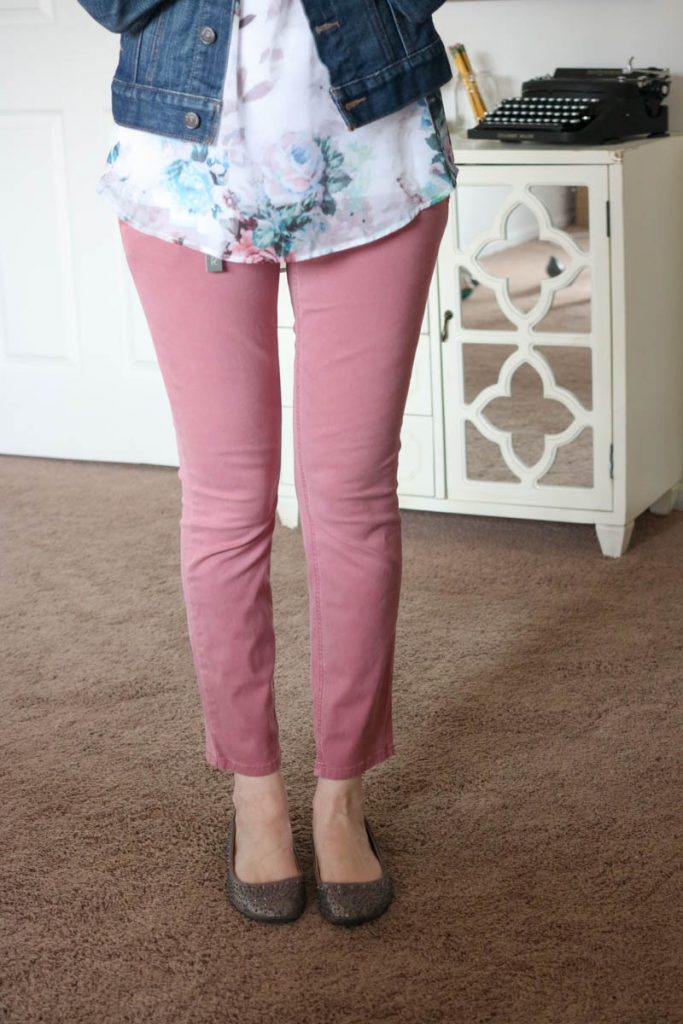 Patrick Chino Pant from Level 99 - March Stitch Fix