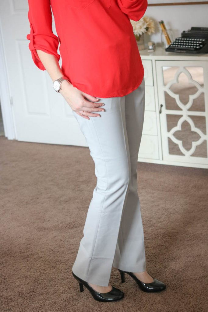 Harper Bootcut Pant from Liverpool - March Stitch Fix
