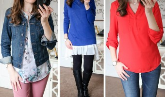 March Stitch Fix Review, Link Up and Giveaway (#34)