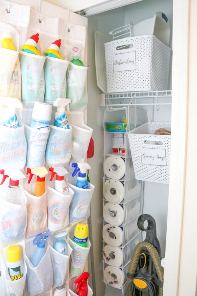 laundry room storage tips