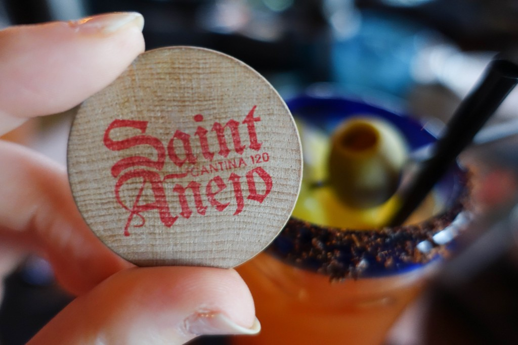 Saint Anejo in Nashville