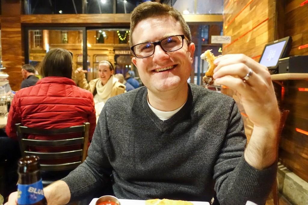 Dinner at The Stillery in Nashville