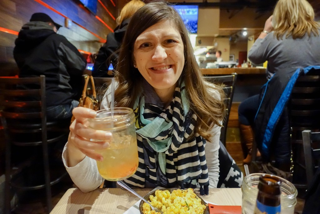 Drinks at The Stillery in Nashville