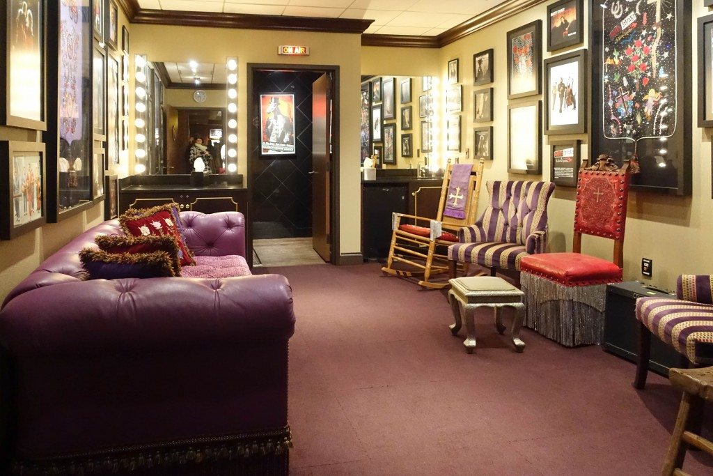 Grand Ole Opry Dressing Rooms