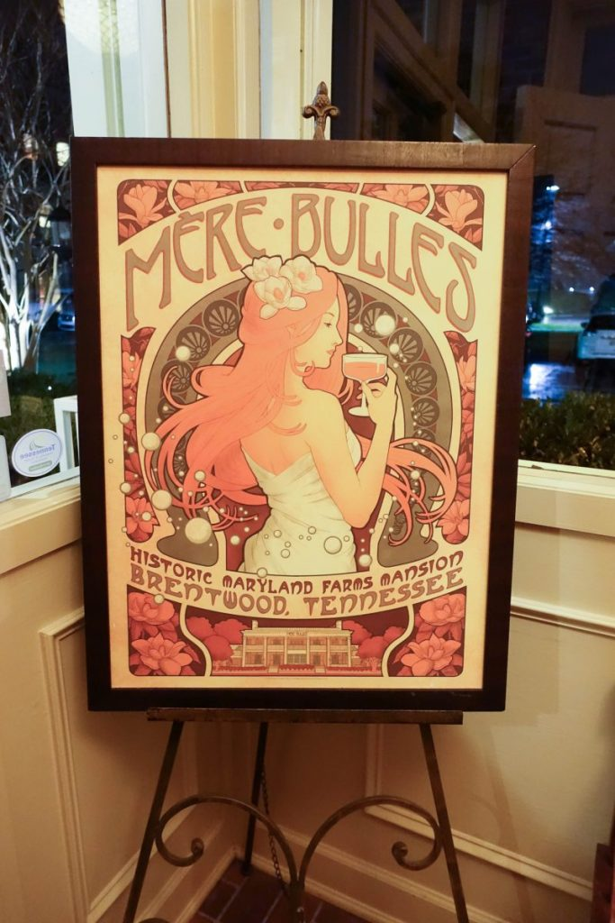 Mere Bulles Restaurant Nashville