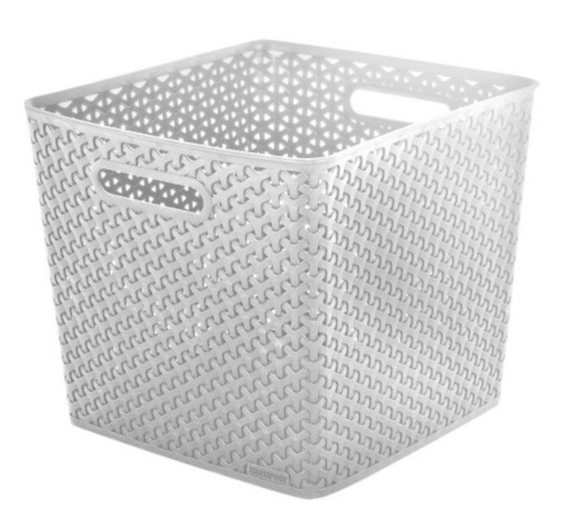 room essentials large white bin