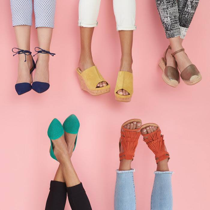 Stitch Fix now carries shoes!