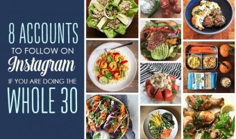 My Favorite Whole 30 Instagram Accounts